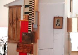 """""""Libro"""", Tauchrevier für Bücher im Bilderbuchmuseum Troisdorf 2009"""